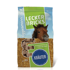Kräuter Bricks Piller 1 kg
